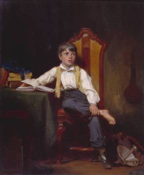 Study of a Boy null by Thomas Sword Good 1789-1872