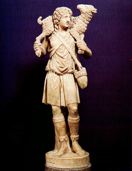 Apollo-as-a-shepherd