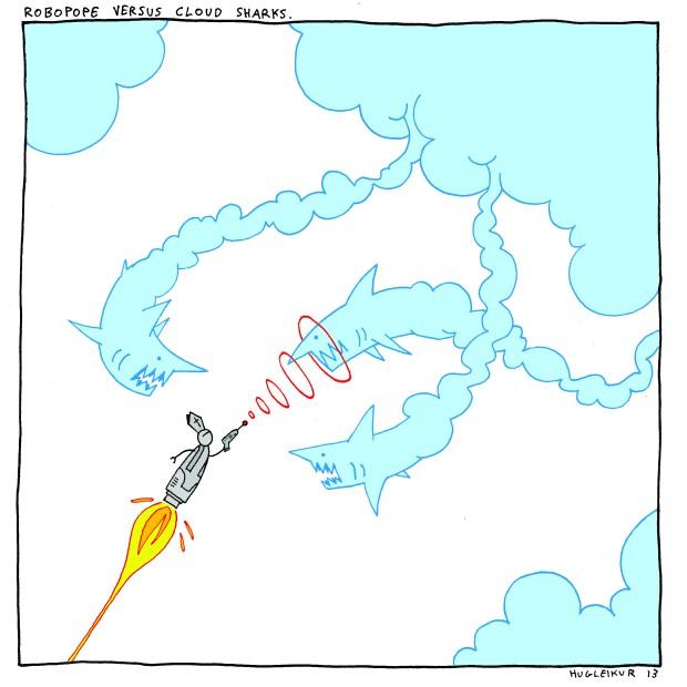 7_robopope_vs_cloudsharks