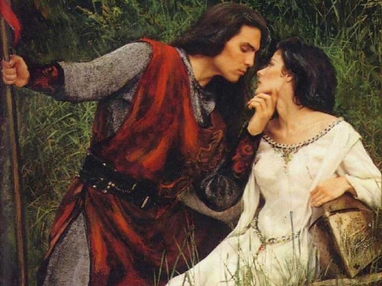La esposa infiel, Romance español – La canción de la sirena