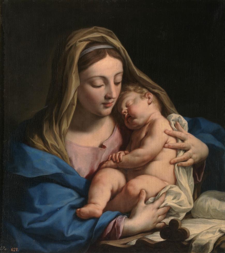 Angelo_trevisani-Virgen_y_niño-prado