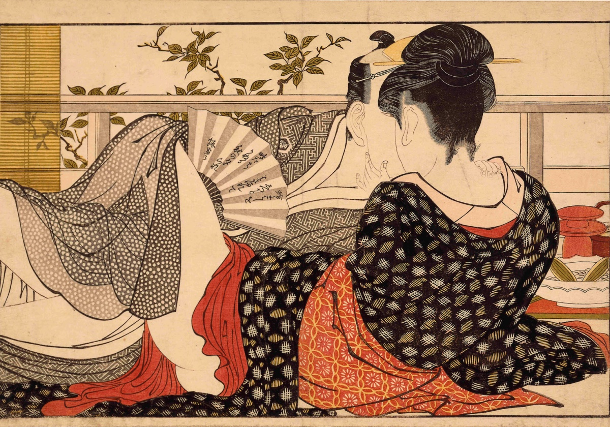 1536RS_Utamaro_Lovers