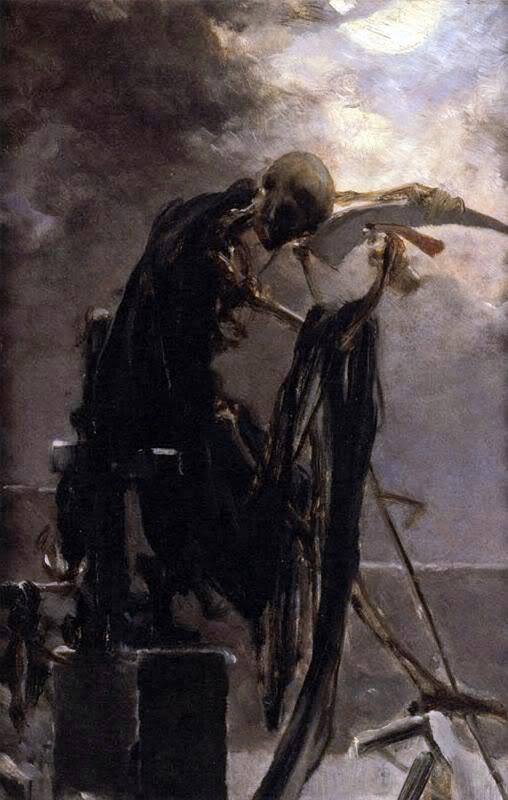 Maximilian+Pirner+(Czech,++1853-+1924)+-+Allegory+of+death (2)