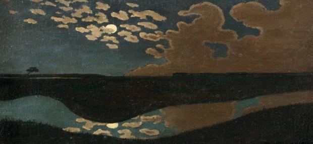 Félix Vallotton, claro de luna