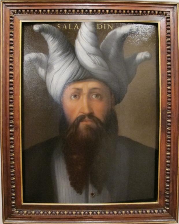 Cristofano_dell'altissimo,_saladino,_ante_1568