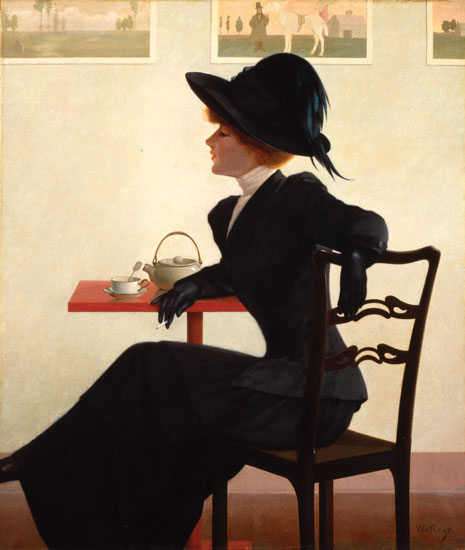 Harry Willson Watrous