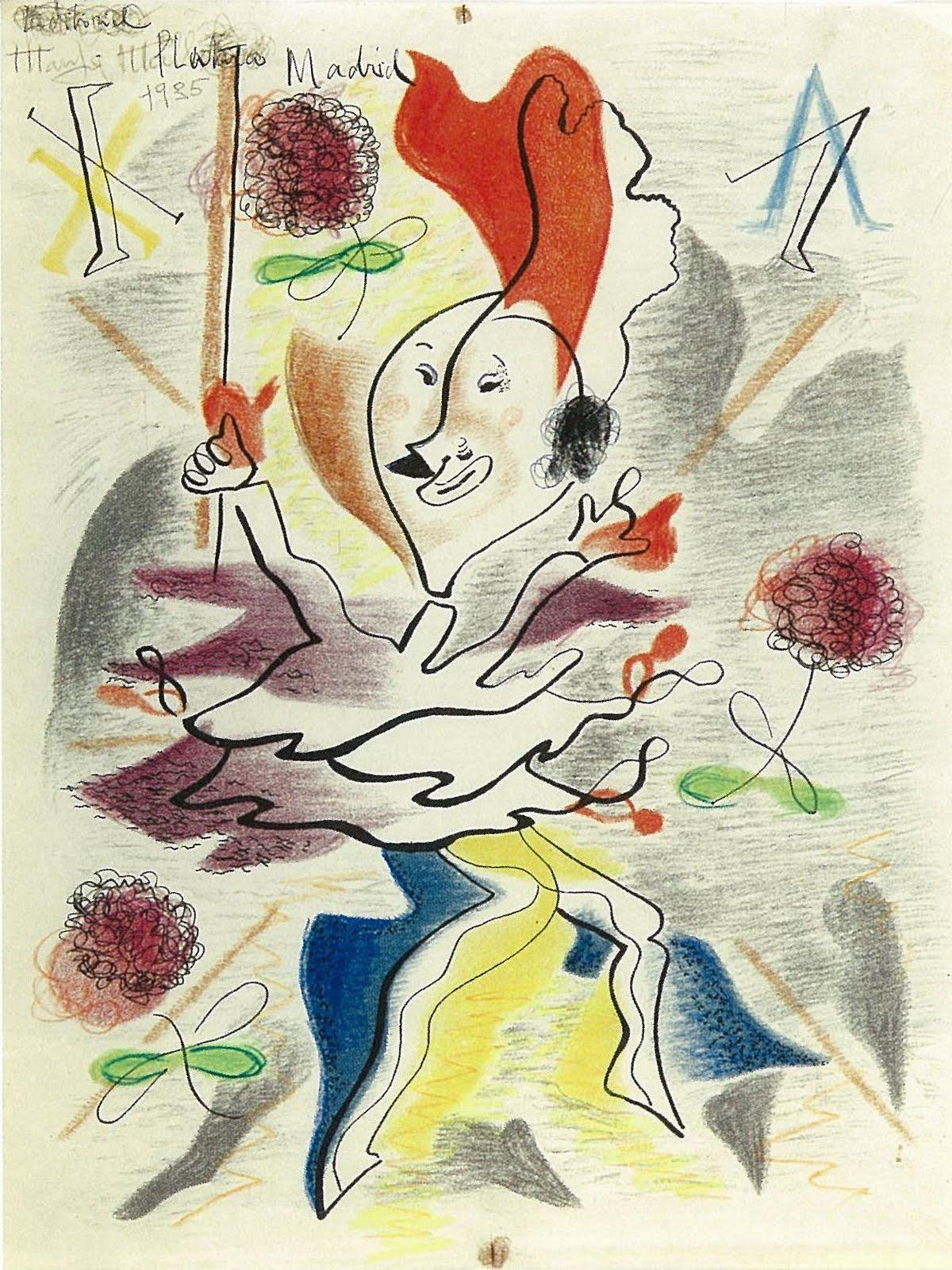 Colorín, colorete, h. 1929