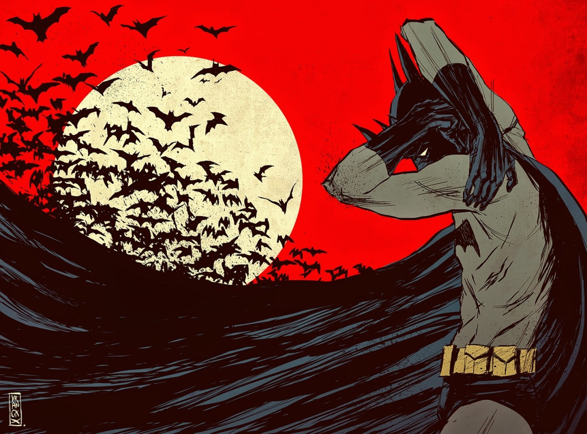 The bat ballet