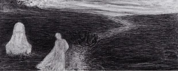 la-sfinge-dell_arte-1908-carboncino