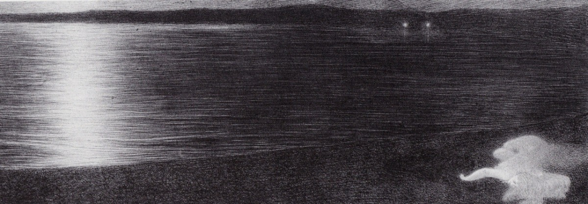 notturno-per-sempre-1910-carboncino-e-matita
