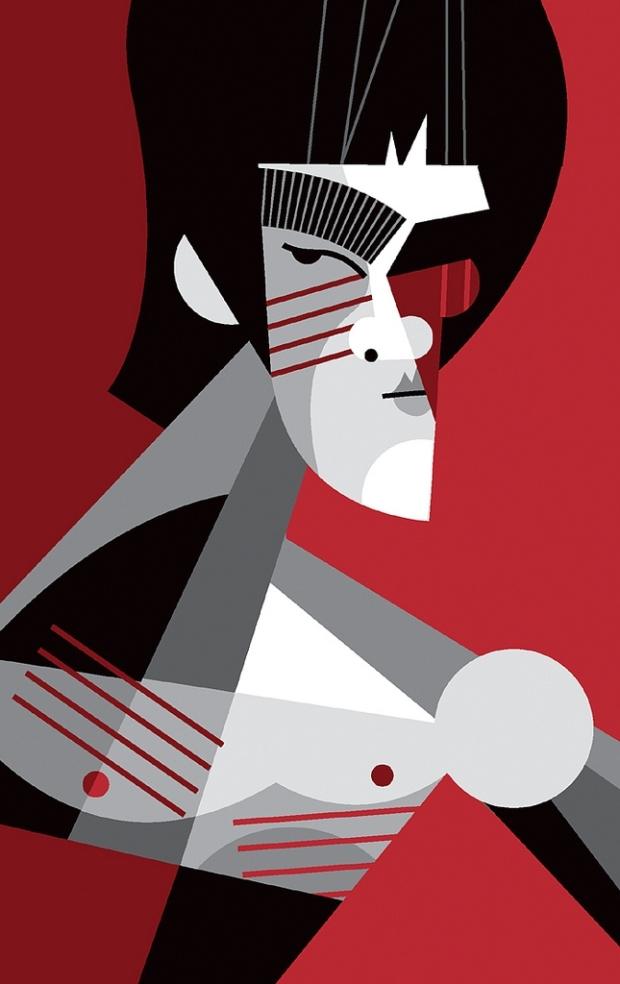 Bruce Lee © Pablo Lobato
