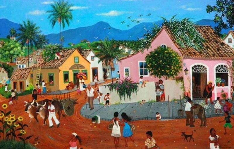 paisajes-primitivos-pintura-oleo-sobre-tela