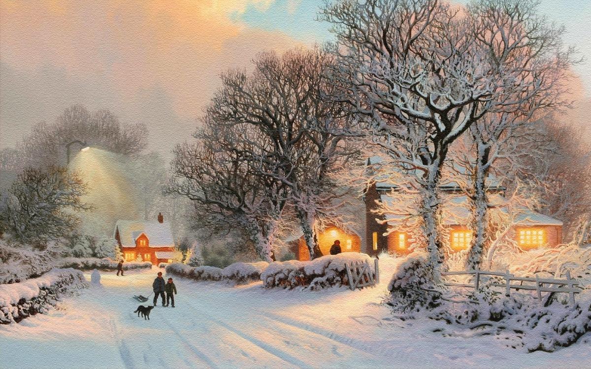 feliz-navidad-paisaje-nevado-de-invierno